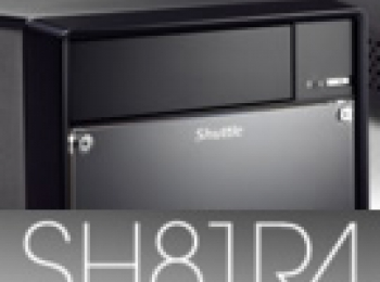 Shuttle SH81R4 mini PC review