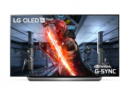 LG Combines OLED Panels With NVIDIA G-SYNC For Big Screen Gaming