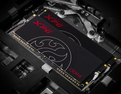 ADATA Unveils the XPG Hunter DDR4 Memory Module SO-DIMM