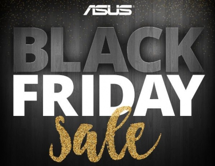 Black Friday Deals from ASUS and ROG
