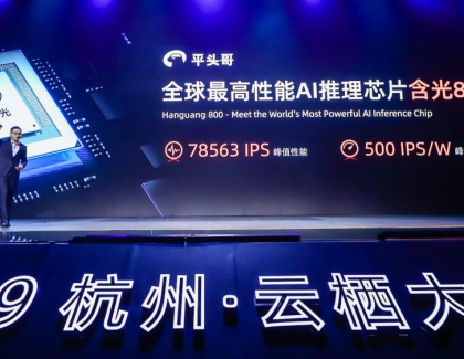 Alibaba Unveils the Hanguang 800 AI Chip for Cloud Computing Services