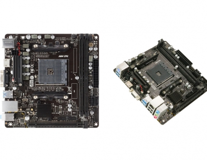 BIOSTAR Launches the New Mini-ITX X470NH Motherboard