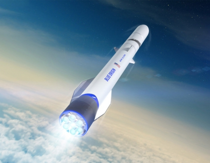 Jeff Bezos Says Blue Origin-led Team Will Help NASA Return to the Moon