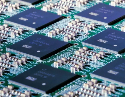 Semiconductor Market In Remains in Red Despite Signs of life in the Memory Sector