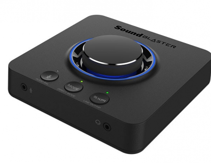 Pre-IFA 2019: Sound Blaster X3 and Super X-Fi