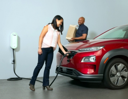 Electrify America Introduces Electric Vehicle Home Charger