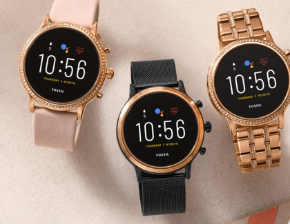 New Fossil Gen 5 Smartwatch launches for $295
