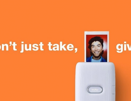 "Fujifilm Launches the ""instax mini Link"" Smartphone Printer"