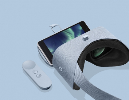 Google Abandons The Daydream View Phone-based VR Concept