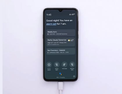 Google Assistant Ambient mode Coming to More Smartphones