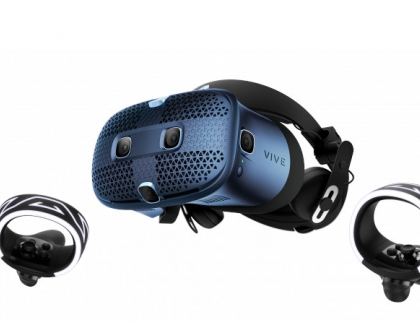 VIVE Cosmos VR Headset Costs $699, Pre-orders Begin This Week