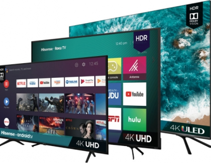 LG Electronics Sues Chinese TV maker Hisense