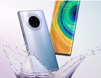 Images of Huawei's Mate 30 Lineup Appear Online