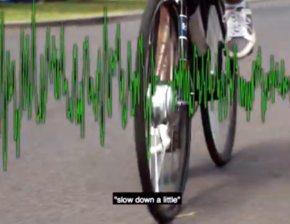 IBM's Ari Smart Bike Helps You Catch Green Lights