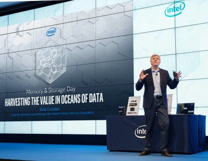 Intel Announces Next-gen Barlow Pass Persistent Memory, 144-layer QLC NAND for SSDs