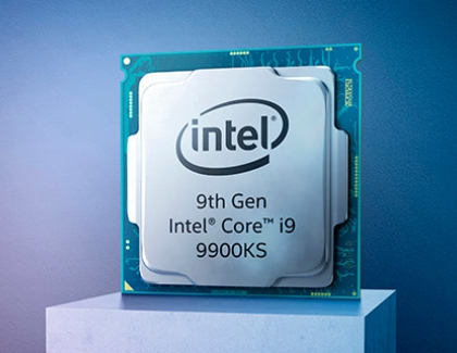Intel Announces the Core i9-9900KS Special Edition Processor For Gaming