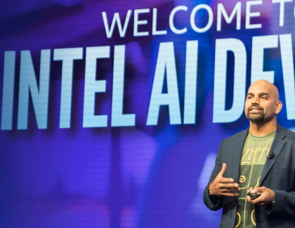 Intel Launches Artificial Intelligence Chip Springhill