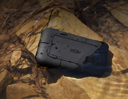LaCie Showcses New Range of Rugged SSD Devices at the 2019 IBC Show