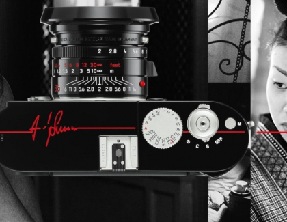 "LEICA M MONOCHROM ""Signature"" by Andy Summers"