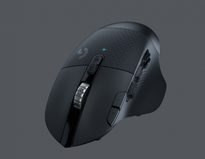 New Logitech G604 LIGHTSPEED Wireless Gaming Mouse Promises to Give Gamers More Control