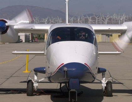"""NASA Unveils the X-57 """"Maxwell"""" Electric Airplane"""