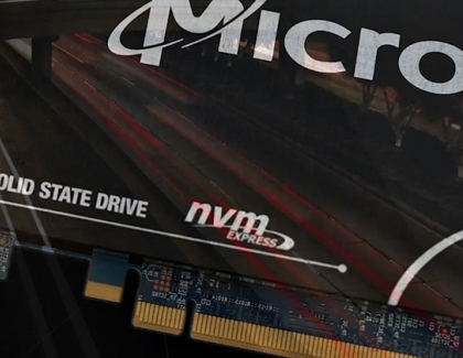 Micron Launches New Enterprise and Consumer SSDs