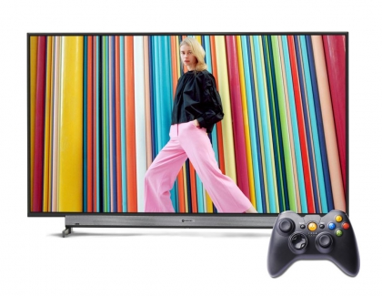 Motorola Announces Smart TVs