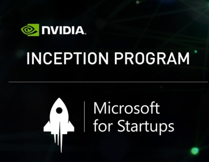 NVIDIA and Microsoft to Aid AI Startups