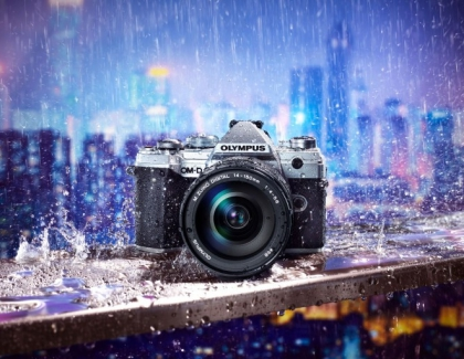 Olympus Launches the OM-D E-M5 Mark III Camera