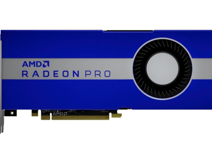 AMD Launches the First 7nm Professional PC Workstation Graphics Card