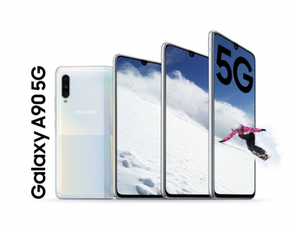 New Samsung Galaxy A90 5G Released