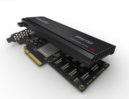 Samsung's New PM1733 and PM1735 PCIe Gen4 NVMe SSDs Bring Software Innovations