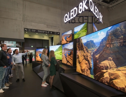 LG Electronics Files Complaint with FTC over Samsung QLED TV Ad