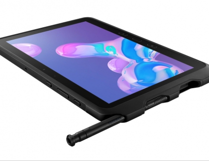 Samsung Introduces Ruggedized Galaxy Tab Active Pro