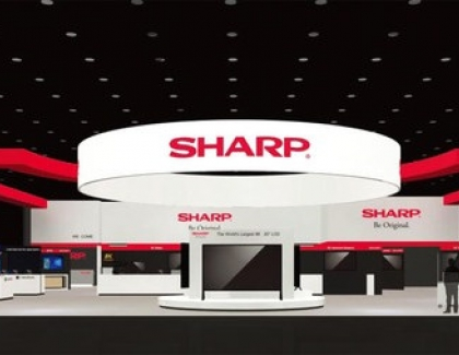 Sharp to Showcase its 8K+5G Ecosystem and AIoT at CES 2020