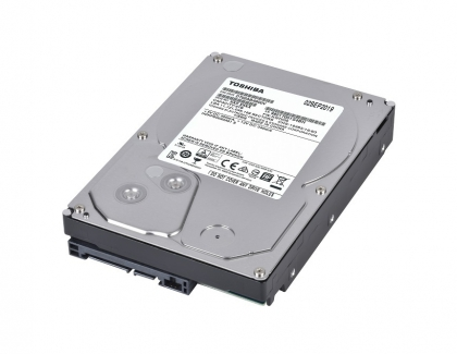 Toshiba Releases Surveillance 6TB HDDs, 20 TB and 10-Platter Drives On the Way