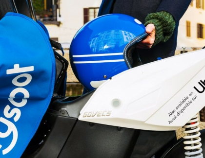 Uber to Launch Cityscoot e-mopeds in Paris