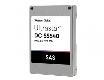 Western Digital Showcases Next-Gen Ultrastar SAS SSD at Microsoft Ignite 2019