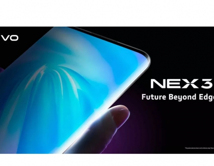 Vivo Nex 3 5G Launched With Curved Screen and 64-megapixel Camera