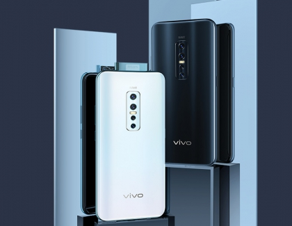 Vivo V17 Pro Features 32MP Dual Pop up Selfie Cameras