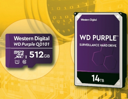 WD Introduces New Storage Optimized Security Cameras