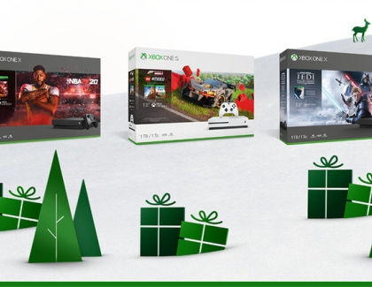 Microsoft Outlines Xbox Holiday Offers