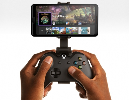 Xbox Console Streaming to Mobiles Preview Started