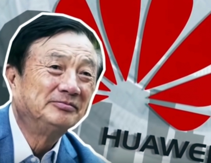 """Huawei Founder Switches Company to """"Battle Mode"""""""