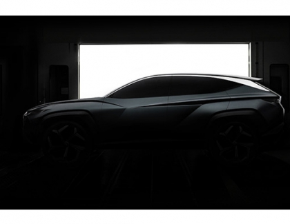 Hyundai Teases With Ground-breaking SUV Concept