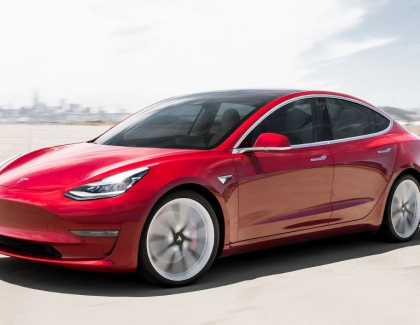 Tesla Delivers First China-made Model 3 Sedans