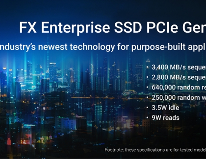 Phison introduces customizable FX SSD platform for purpose-built storage solutions