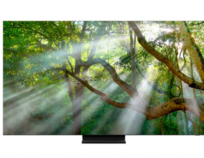 Samsung's Flagship 2020 QLED 8K TV Launches in Europe