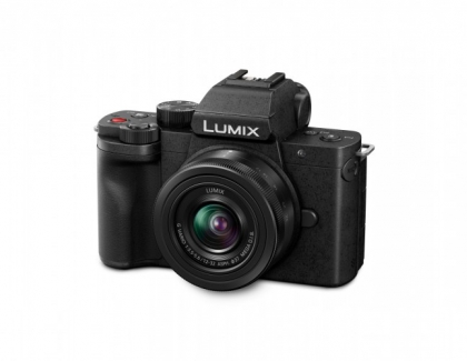 Panasonic announces new LUMIX G100 camera