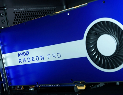 AMD Introduces The Radeon Pro W5500 Professional Graphics Card